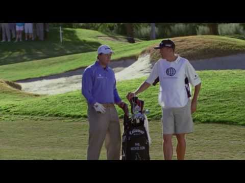 "Callaway ""Life Of Phil Mickelson"""
