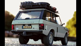 JS Scale Range Rover Cmax Chassi