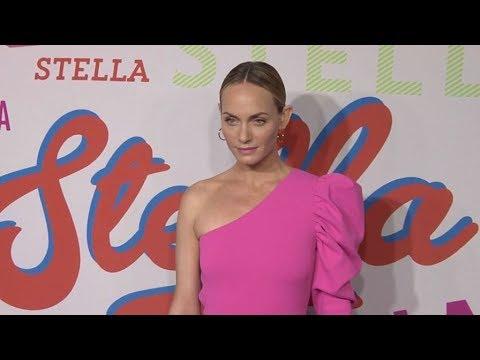 Amber Valletta at Stella McCartney s Autumn 2018 Collection Presentation