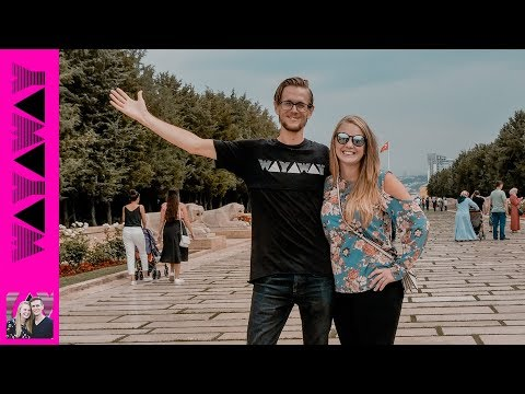 ANKARA! 🇹🇷 The Capital of Turkey! Travel VLOG #390