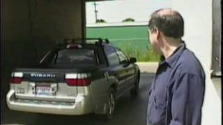 Subaru Baja and WRX owner interview