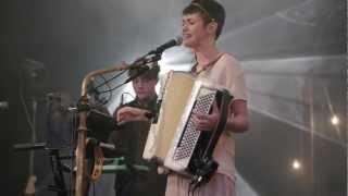 Maïa Vidal Live @ Tombées de la Nuit Rennes 2012 1/5