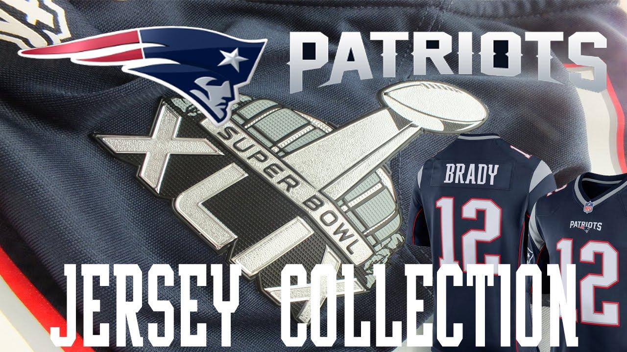 gray patriots jersey