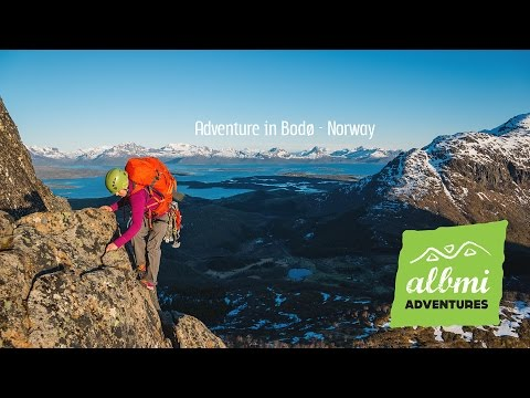Albmi Adventures - Bodø outdoor guides - Norway