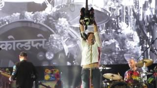 Download Lagu Heroes (David Bowie Cover) - Coldplay - Wembley Stadium London 18/06/16