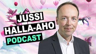 Perussuomalaisten Täydellinen maailma -podcast