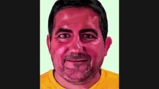Juanky ( Estaqui ) - Retrato portada de la revista Inside Youtube Magazine ( Marzo 2012 )