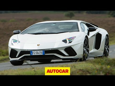 2017 Lamborghini Aventador S review – is new 740hp supercar a match for the McLaren 720S? | Autocar