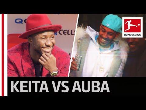 Naby Keita - The Fashion Victim