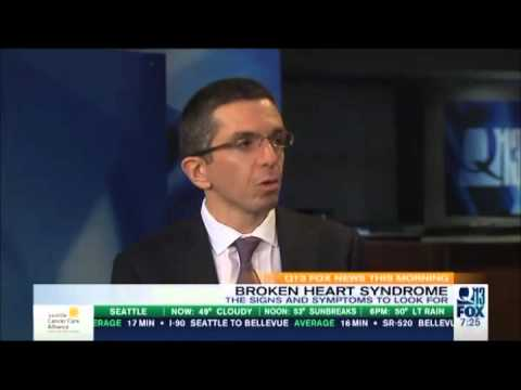 signs of broken heart syndrome