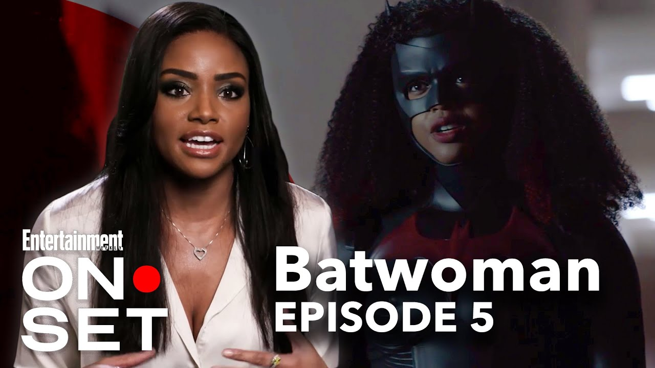 Download On Set with Batwoman: 'Gore on Canvas' Recap | Ep 5 | Entertainment Weekly
