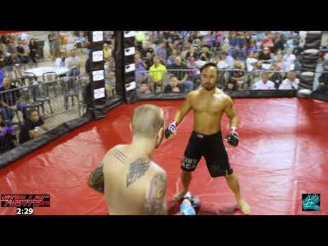 Stellar Fights 35 - Gregory Saumenig vs Peter Kim - Professional Flyweight MMA