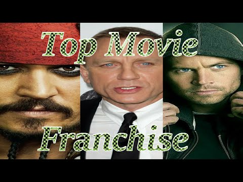 TOP 10 MOVIE FRANCHISE