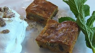 Betty's Malted Milk Date Squares