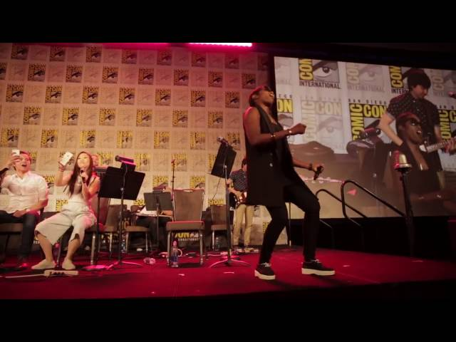 Steven Universe - SDCC 2016 (Stronger Than You) Estelle