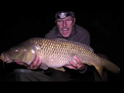 Solo Overnight Fishing An Old English Estate Lake