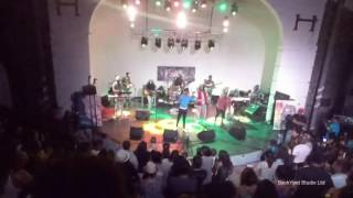 Lin & Otentik Groove - Dombeya Music Festival 2016