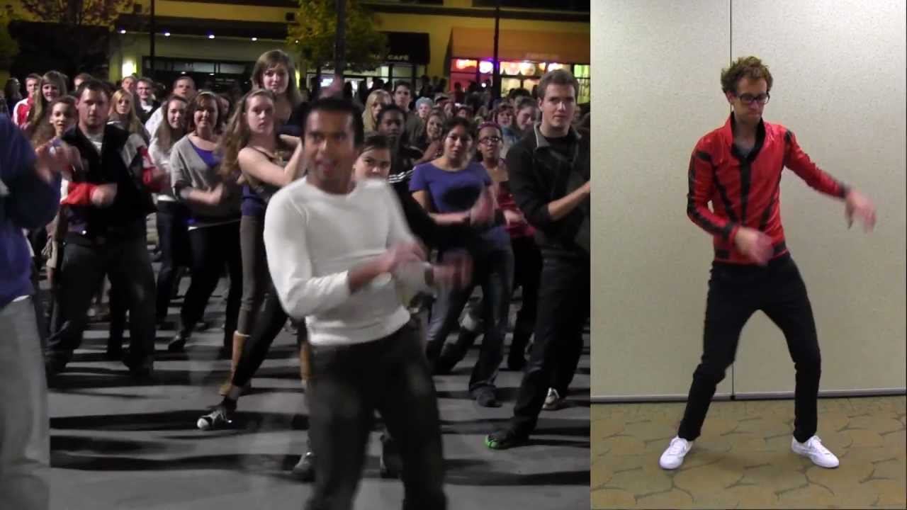 Learn Thriller - World Dance for Humanity