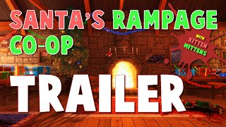 Trailer for Fixxxer's co-op LP of Viscera Cleanup Detail: Santa's Rampage