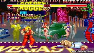 Retro plays Super Street Fighter II: The New Challengers (Arcade) Part 2 thumbnail