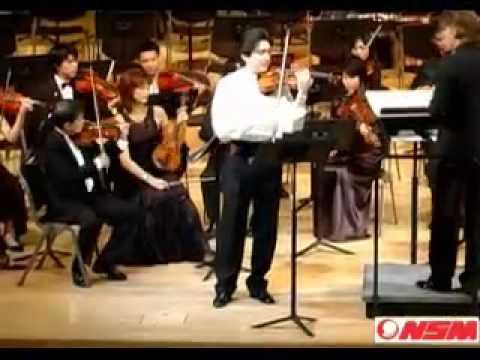 Koh Gabriel Kamed, Violin