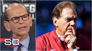 Paul Finebaum blames Nick Saban for the Alabama loss vs. Auburn | SportsCenter