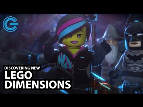 Creating the mashed up world of LEGO Dimensions - New Info! - YouTube