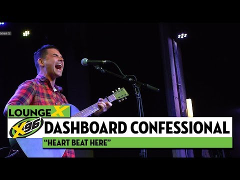 "Dashboard Confessional ""Heart Beat Here"""