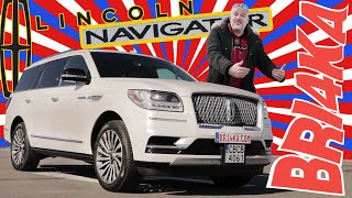 LINCOLN NAVIGATOR | Test and Review | Bri4ka.com