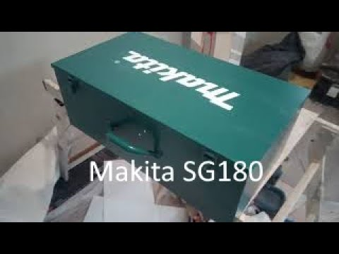 Штроборез Makita SG180 1800 Вт