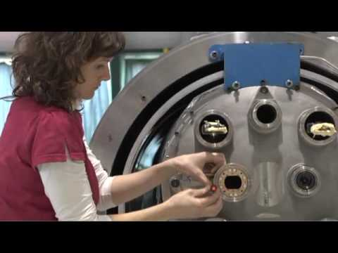 LHC sector 3 4 repair of dipole magnets 2009 03
