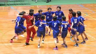 2018/03/28 第13回 春の全国中学生ハンドボール大会 決勝・閉会式
