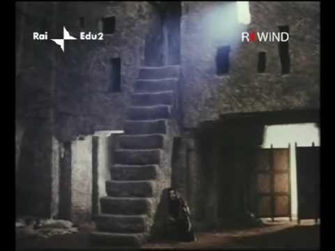 ENEIDE - la morte di Didone - regia di Franco Rossi, Rai 1971