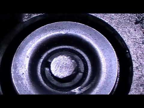 TOYOTA SPRINTER двигатель 2C, замена сальников клапанов,ремня грм,регулировка клапанов часть 2