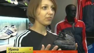 Как выбрать кроссовки(Полезные советы в программе