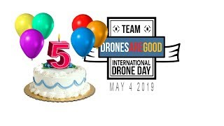 International Drone Day 2019