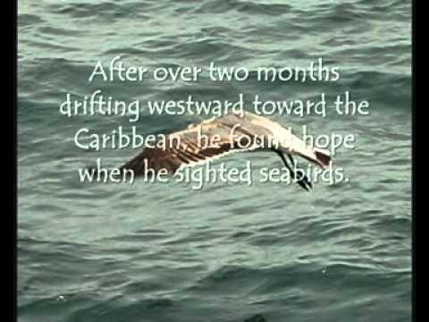 adrift 76 days lost at sea