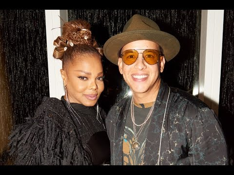 Janet Jackson x Daddy Yankee - Made For Now Official Release Party