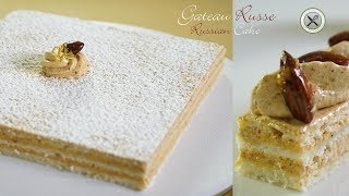 Gateau Russe / Russian Cake –Bruno Albouze –THE REAL DEAL