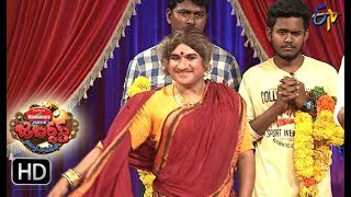 Rocket Raghava Performance | Jabardasth | 28th September 2017| ETV  Telugu