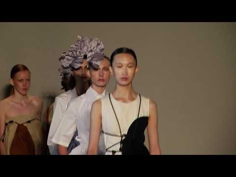 Lucio Vanotti | Spring Summer 2018 Full Fashion Show | Womenswear