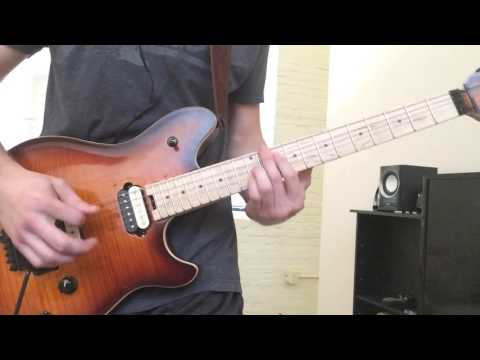 Halo 2 Theme Song by Steve Vai (guitar cover)