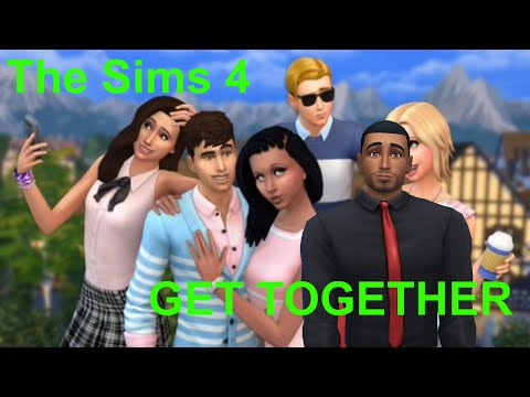 The Sims 4 Get Together-Making a Sim (1)  