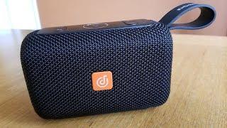 Doss E-Go Portable Bluetooth Speaker Review - Fliptroniks.com