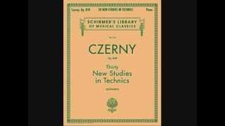 Video Carl Czerny - 30 Studi Op.849 download MP3, 3GP, MP4, WEBM, AVI, FLV Oktober 2018