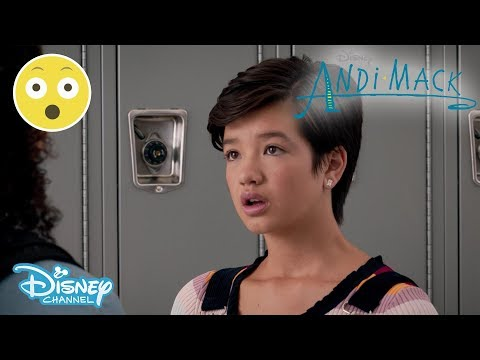 Andi Mack | SNEAK PEEK: Season 2 - Episode 42 First 5 Minutes | Disney Channel UK