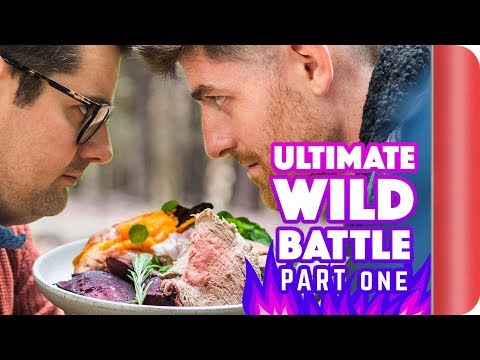 THE ULTIMATE WILD COOKING BATTLE PT.1