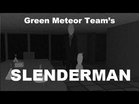First Slenderman Indie Game By Green Meteor Team (+download Link)