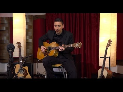 Andrea Valeri - Sultans of Swing (Acoustic Cover)