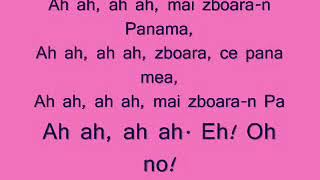 panama lyrics